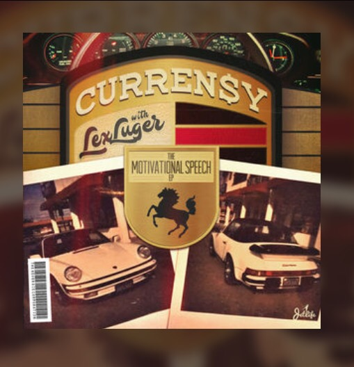 Currensy x Lex Luger - Motivational Speech EP