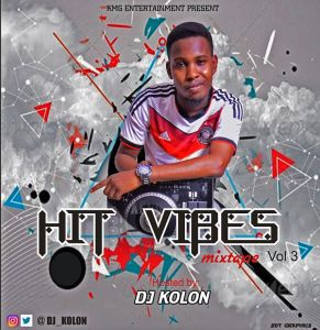 DJ KOLON - HIT VIBES VOL. 3