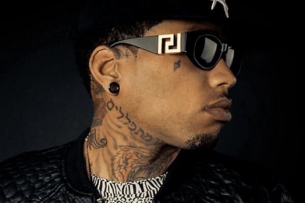 Kid Ink – Side Eye Feat. Pharrell