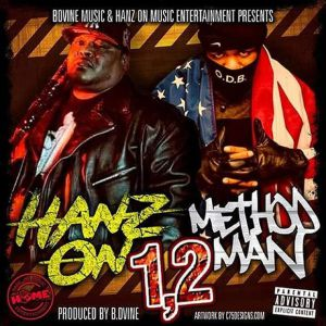Hanz On Ft. Method Man – 1,2 mp3 song