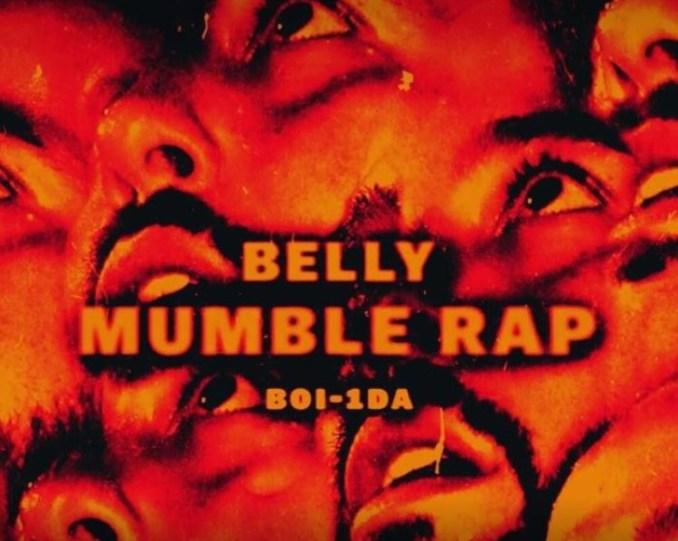 Download Belly - Mumble Rap album