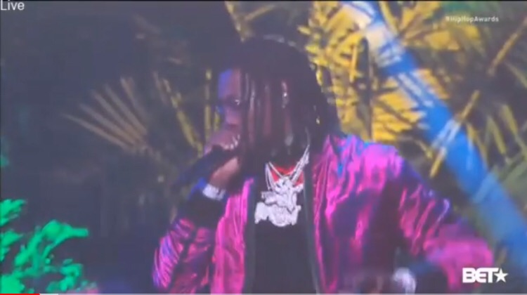 Watch Migos Performance At The 2017 Bet Awards Show