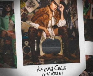 "Keyshia Cole - ""11:11 Reset"" Album"