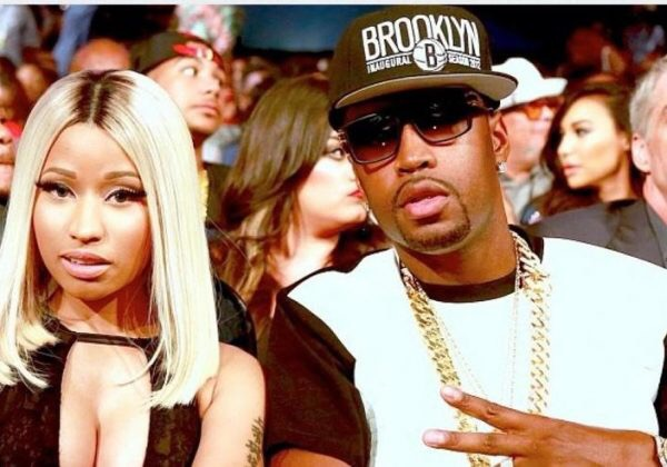 SAFAREE HINTS AT HIM AND NICKI MINAJ GETTING BACK TOGETHER