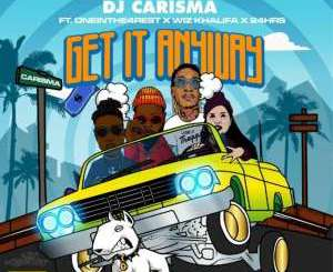 Download DJ Carisma Ft. Wiz Khalifa, 24hrs & OneInThe4Rest – By Any Means