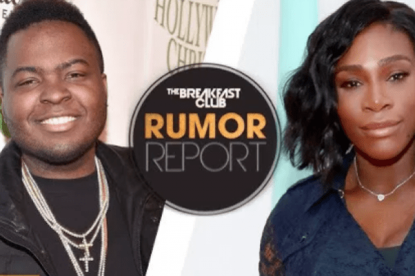 SEAN KINGSTON SAYS HE DATED SERENA WILLIAMS A FEW NIGHTS BEFORE SHE GOT MARRIED