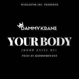 Dammy Krane – Your Body (Odoo Esisi Mi) song