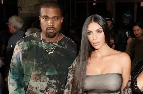 Kim Kardashian Reveals Gender Of Her & Kanye West's Baby