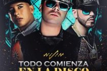 Download Wisin Ft. Yandel & Daddy Yankee – Todo Comienza En La Disco