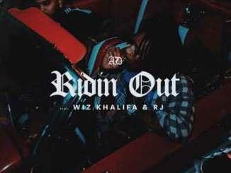 Download AD ft. Wiz Khalifa & RJ – Ridin Out