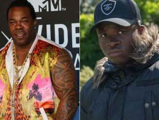 "Busta Rhymes recorded remix of Big Shaq's hit ""Man's Not Hot"""