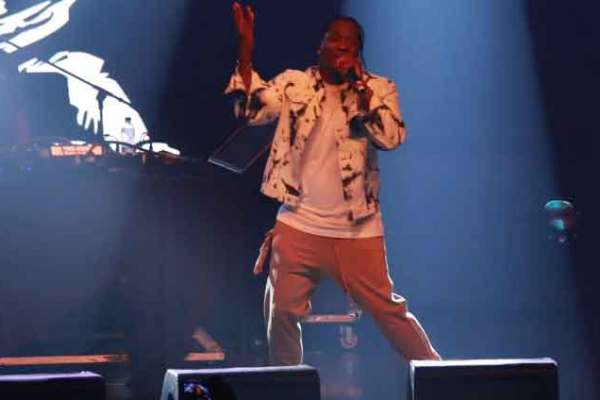 Check out the complete record of the Pusha T show in Brazil
