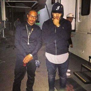 Chris Brown – Sensei (Remix) ft. T.I., DJ Whoo Kid & DJ MLK