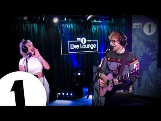 Download Ed Sheeran & Anne Marie – Fairytale Of New York