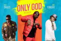 Download Frankie Jay ft. Skales & Yung6ix – Only God (Remix)