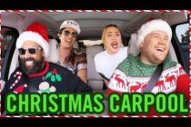"Santa ""Claus Is Comin' To Town"" Carpool Karaoke (Video)"