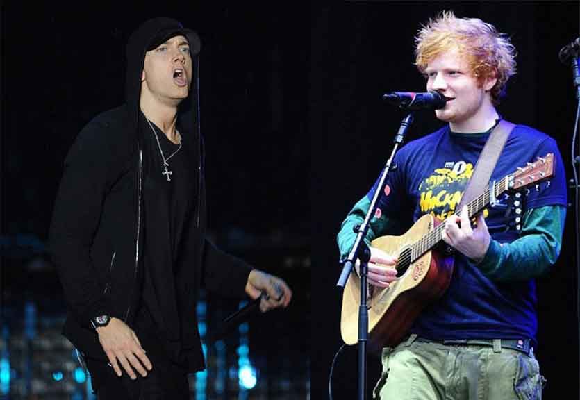 Eminem – River ft Ed Sheeran