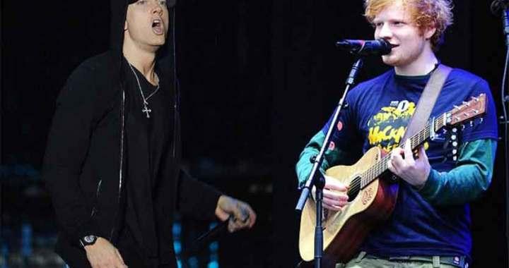 Eminem – River ft Ed Sheeran