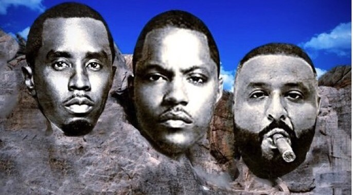 Mase ft Diddy & Dj Khaled – Rap Rushmore