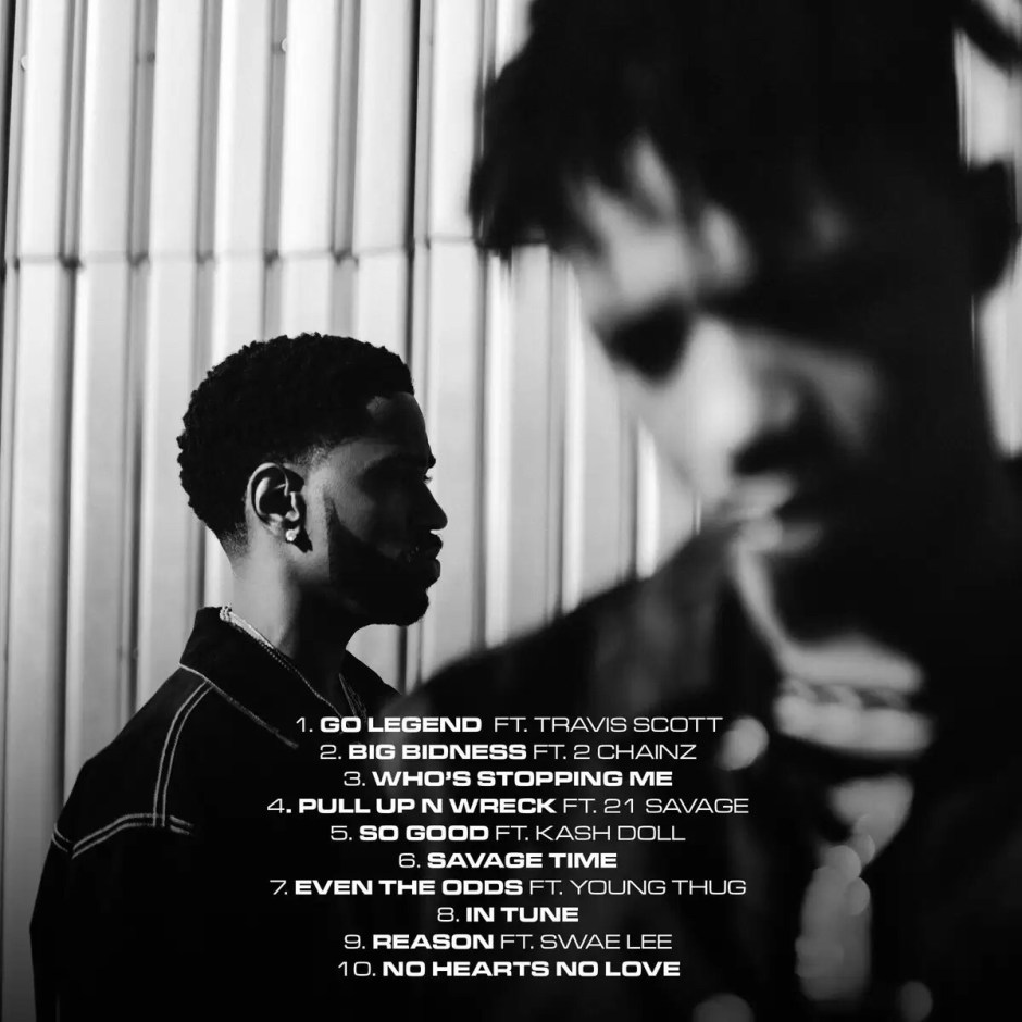 Download Metro Boomin & Big Sean - Double Or Nothing Album
