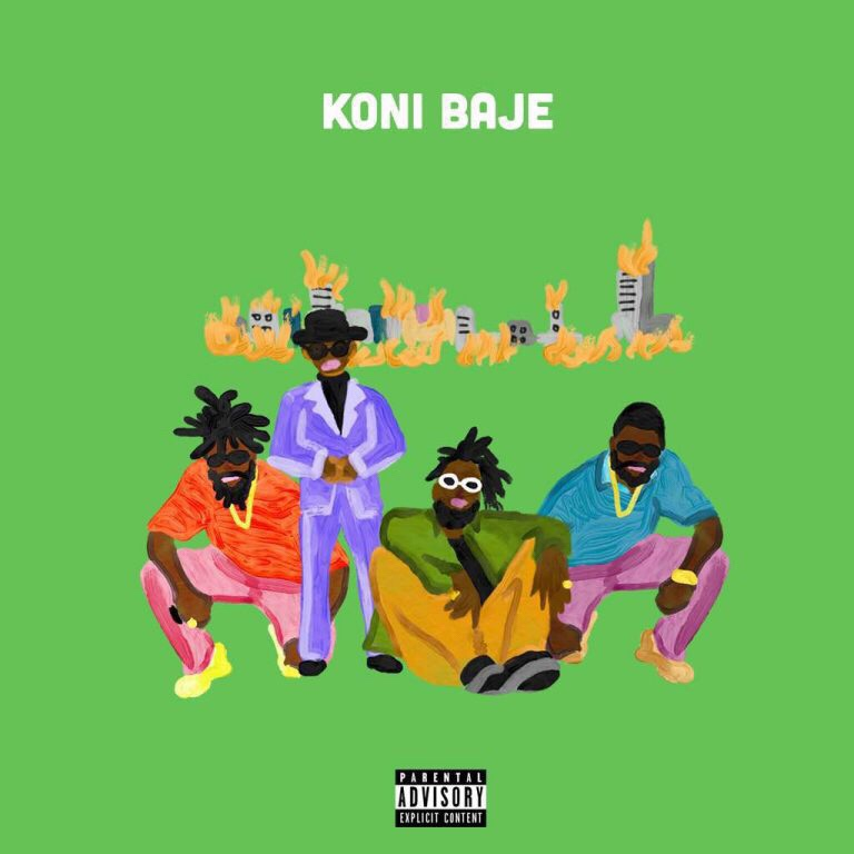 Burna Boy - Koni Baje mp3 download