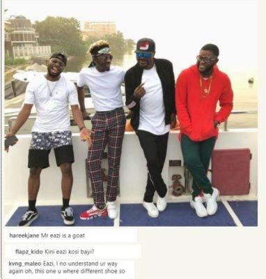 """""""Mr Eazi Is A Goat"""" – Fan Attacks Singer On Social Media"""
