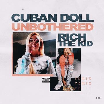 Cuban Doll Ft. Rich The Kid – Unbothered Remix mp3 download