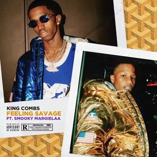 King Combs ft. Margielaa - Feeling Savage mp3 download