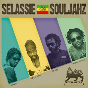 Download Chronixx Ft. Sizzla Kalonji, Protoje & Kabaka Pyramid – Selassie Souljahz