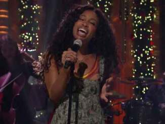 "SZA Performs ""Supermodel"" on 'The Tonight Show'"