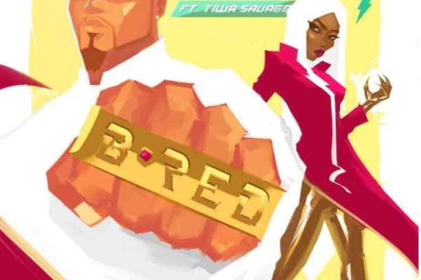Watch B-Red ft. Tiwa Savage – Connect video