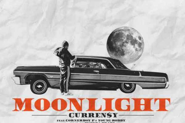 Download Currensy Ft Young Roddy & Corner Boy P – Moonlight