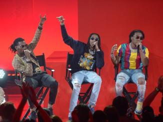 Migos Perform On Jimmy Fallon