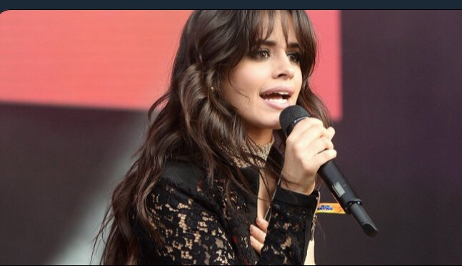 Watch Camila Cabello Put On A Show During New Year's Eve Celebration At Times Square