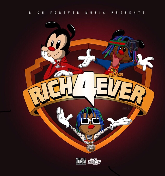 Rich The Kid - Rich Forever 4 Album download