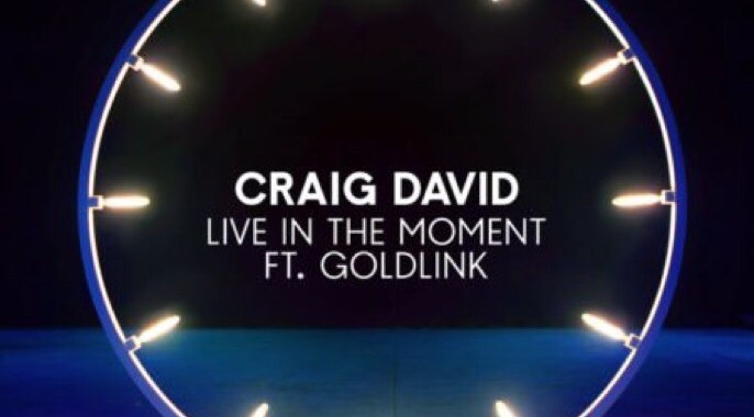 Download MP3: Craig David ft. Goldlink and KAYTRANADA – Live In The Moment