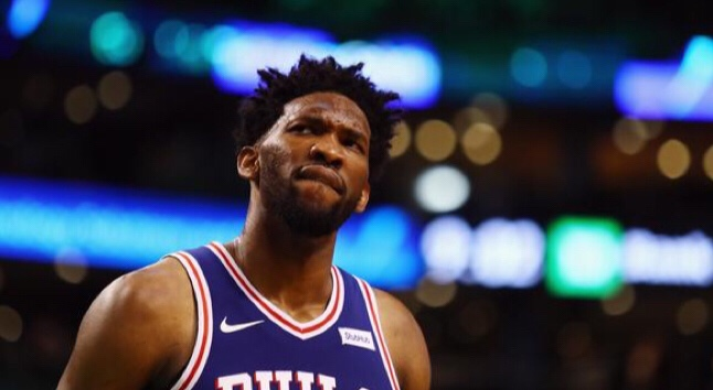 Joel Embiid Rejects The Idea Of Going Out With Rihanna