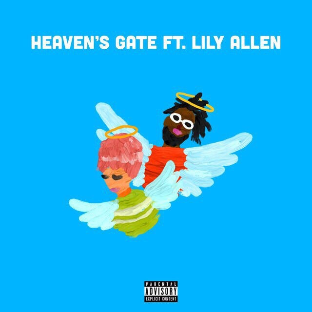 Burna Boy ft Lily Allen - Heaven's Gate mp3 download
