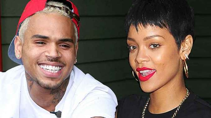 Rihanna Gets Happy Birthday Wishes From Chris Brown
