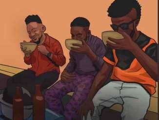 Juls Ft. Adekunle Gold & Bisa Kdei – Agoro music video