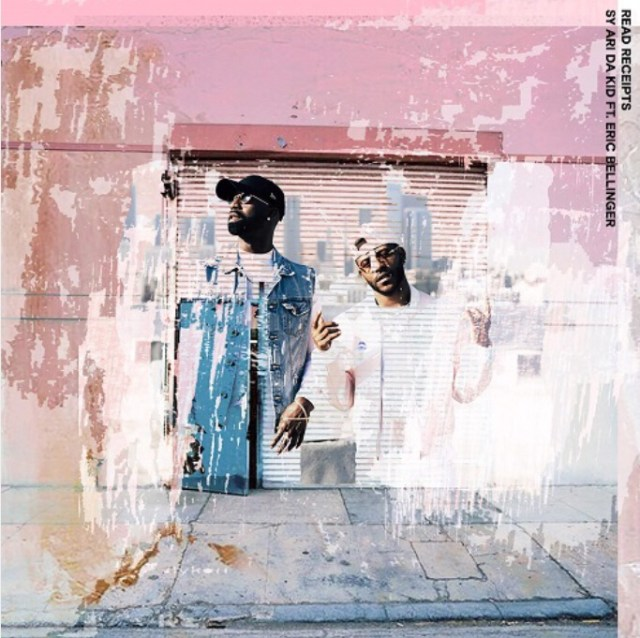 Sy Ari Da Kid feat. Eric Bellinger - Read Receipts mp3 download