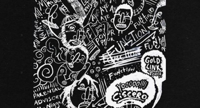 Ciscero – Function Feat. GoldLink, April George & Cheakity