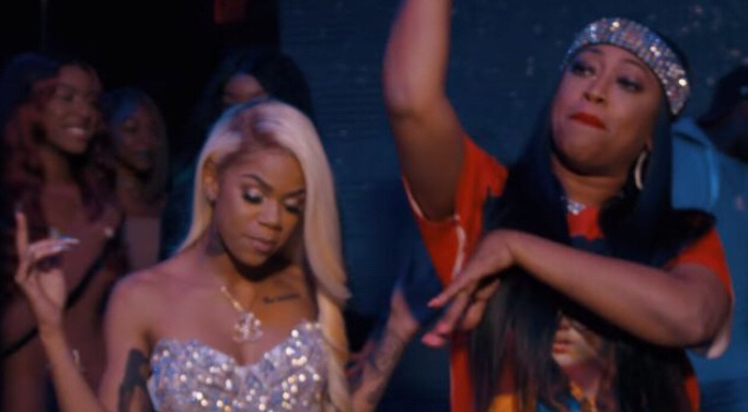 Molly Brazy ft. Trina - Naan Remix (Video)