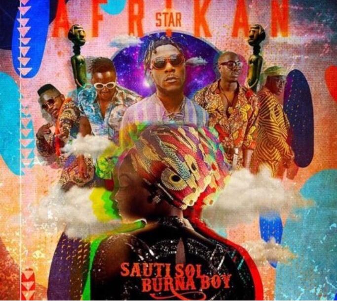 Sauti Sol ft. Burna Boy - Afrikan Star mp3 download