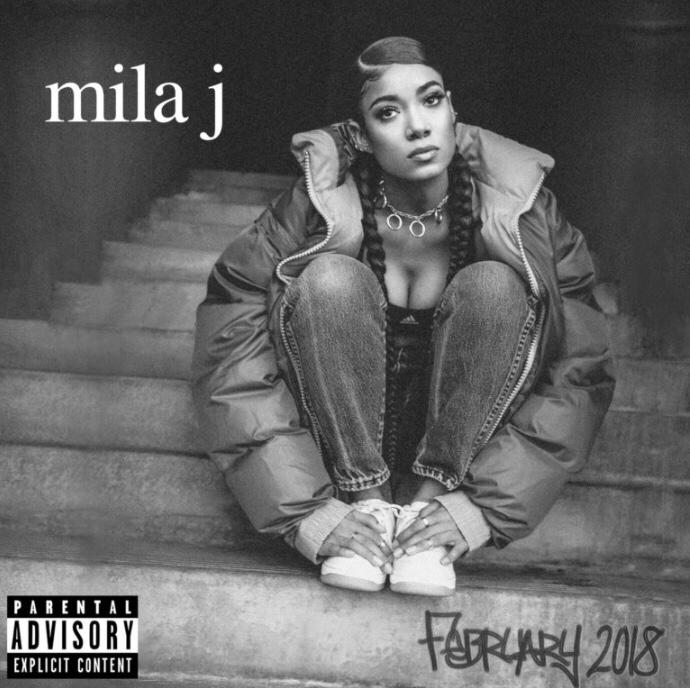 Mila J - February 2018 (EP)