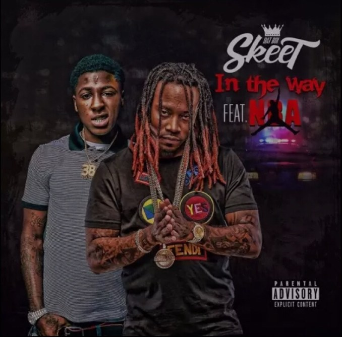 DatBoi Skeet ft. YoungBoy Never Broke Again - In The Way mp3 download