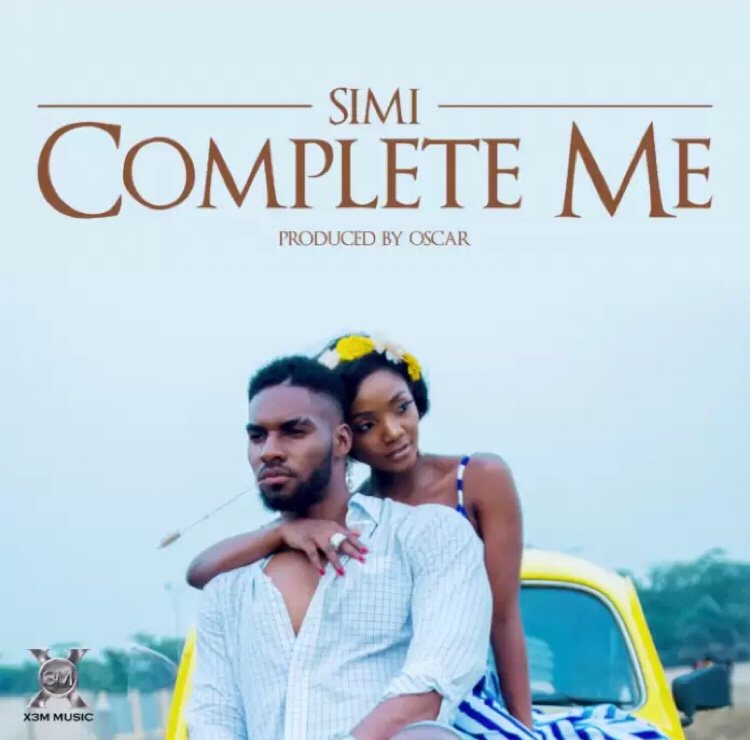 Simi - Complete Me (Music Video)