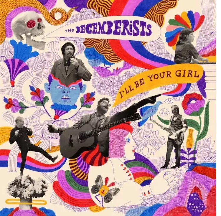 The Decemberists – I'll Be Your Girl album download