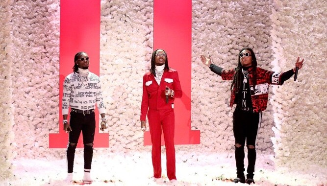 Migos ft. Drake – Walk It Talk It (Video)