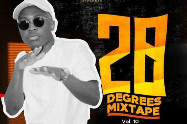 DJ Tims - 20 Degrees Mixtape (Vol. 10)